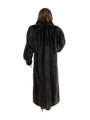 Reversible Leather Coat