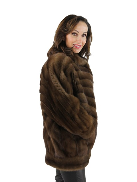 Woman's Lunaraine Mink Fur Jacket
