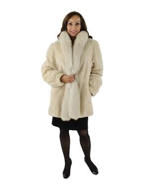 Sheared Beaver Jacket