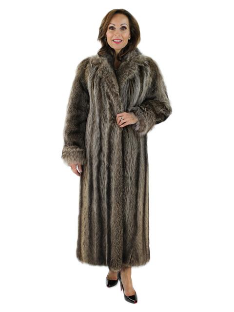 Chinchilla For Sale >> Raccoon Coat   Carmel, IN   Estate Furs