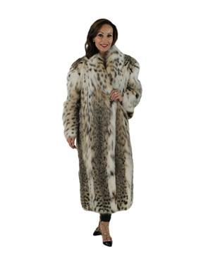 Cat Lynx Coat