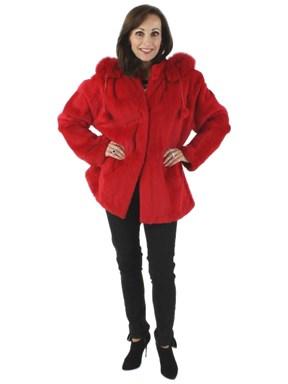 Red Rabbit Jacket