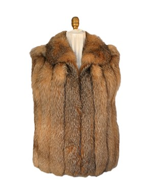 Crystal Fox Vest