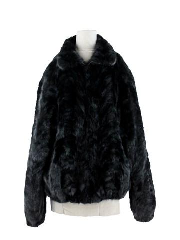 Man's Ranch Sculptured Mink Fur Jacket