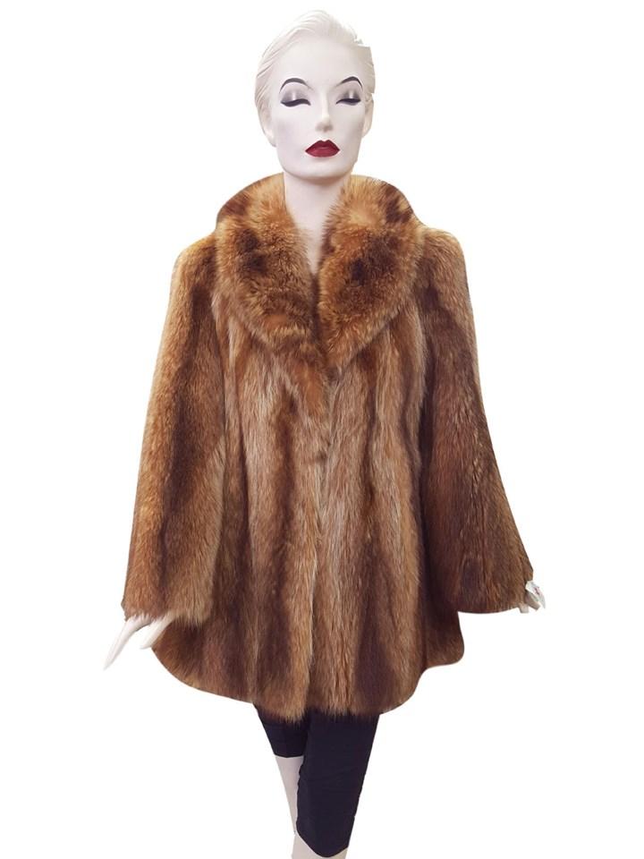 New Vintage Raccoon Jacket