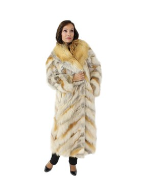 Red Fox Section Coat