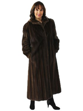 Full Length Lunaraine Mink Coat