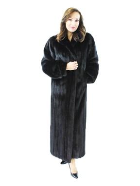 Full Length Ranch Mink Coat