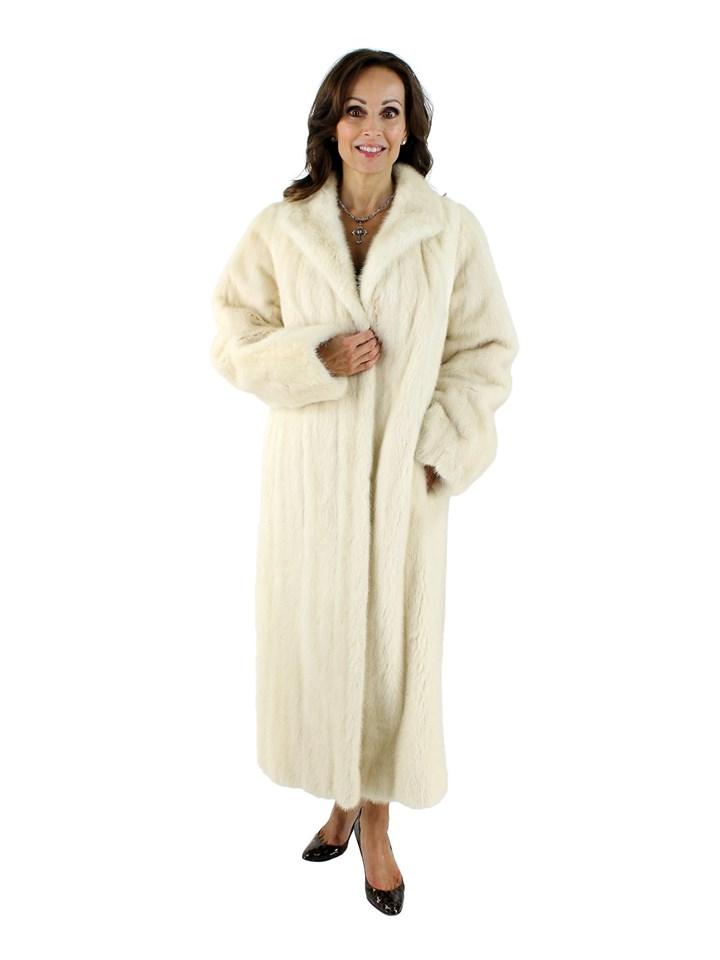 Tourmaline Female Mink Coat