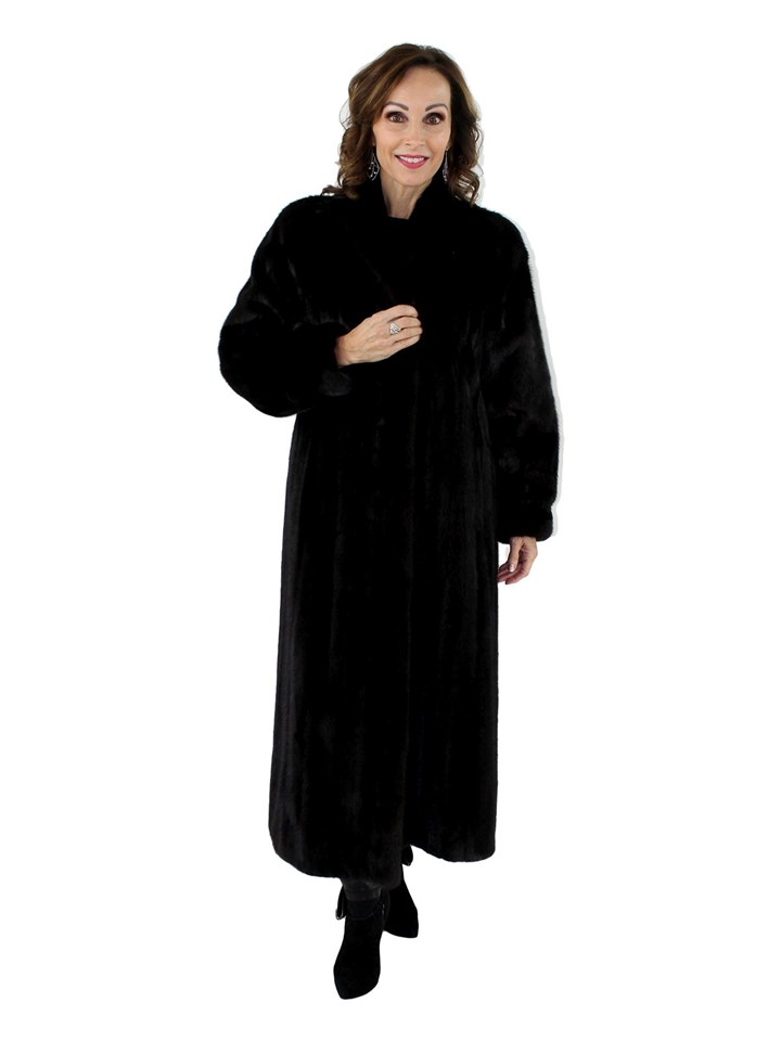 Women's Christian Dior Ranch Mink Fur Coat
