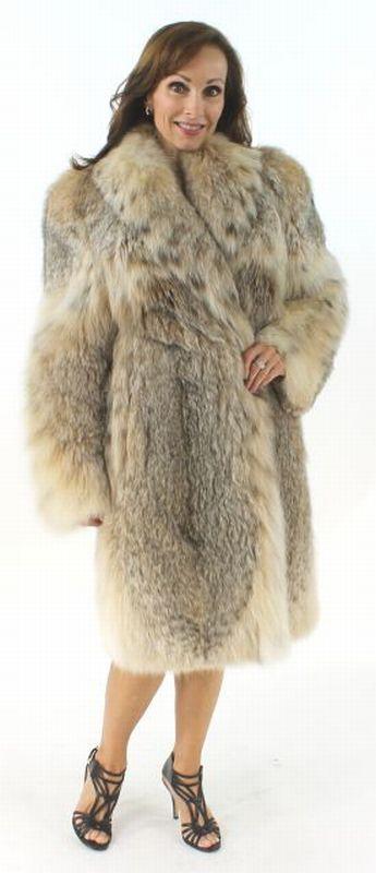 Canadian Lynx Fur Stroller Women S Small Estate Furs