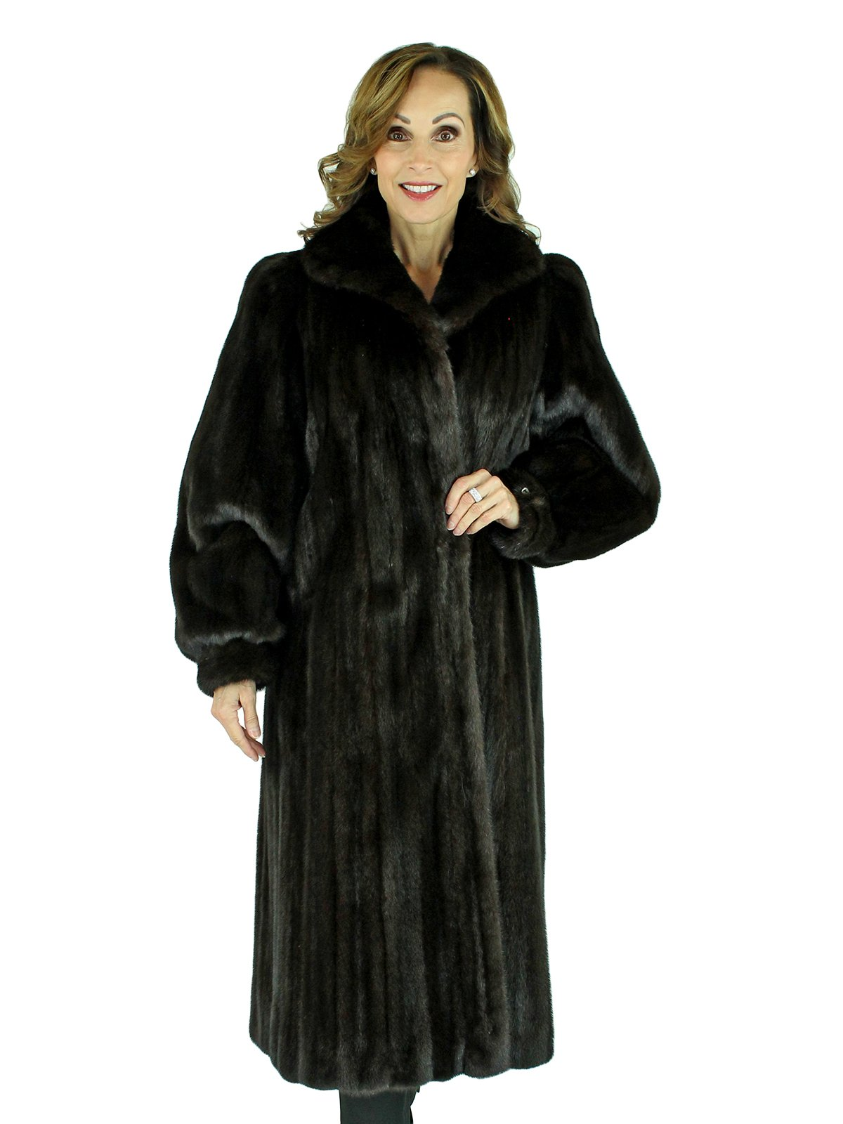 Black Diamond Ranch Female Mink Fur Coat Women S Fur